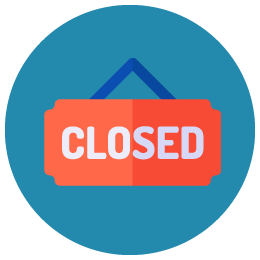 Pool and Park Closure